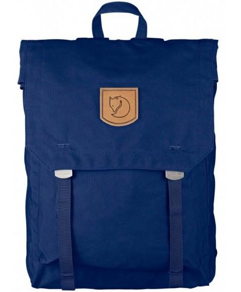 Рюкзак Fjallraven Foldsack No.1 Deep Blue