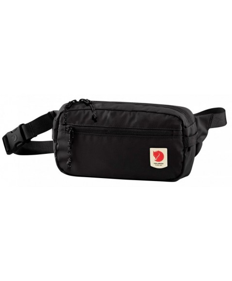 Сумка на пояс Fjallraven High Coast Hip Pack Black