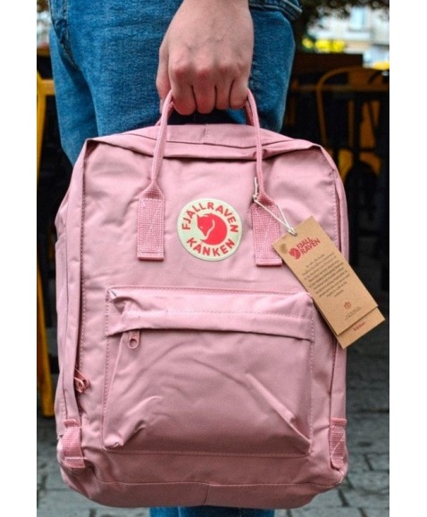 Рюкзак Fjallraven Kanken 16L Pink