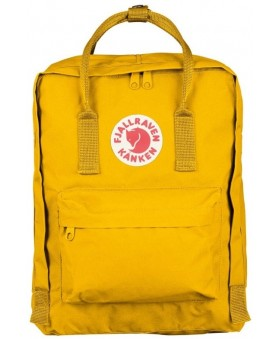 Рюкзак Fjallraven Kanken 16L Warm Yellow