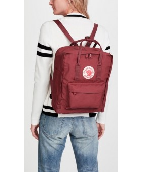 Рюкзак Fjallraven Kanken 16L Ox Red