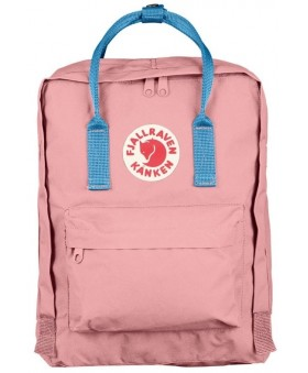 Рюкзак Fjallraven Kanken 16L Pink/Air Blue
