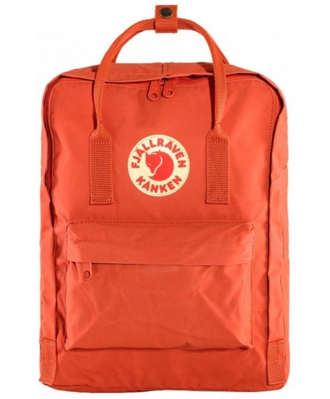 Рюкзак Fjallraven Kanken 16L Rowan Red