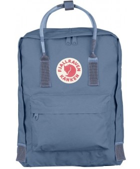 Рюкзак Fjallraven Kanken 16L Blue Ridge/Random Blocked