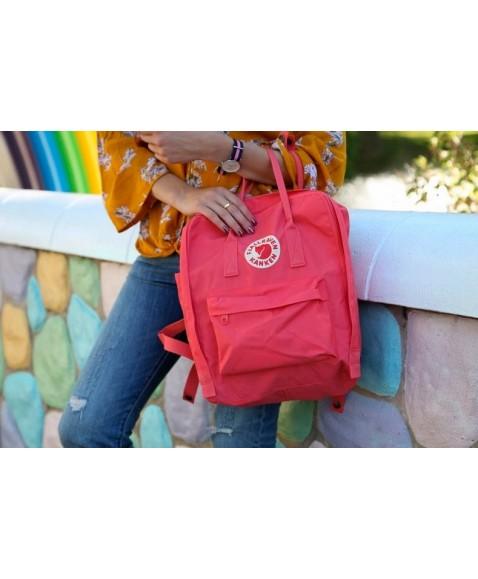 Рюкзак Fjallraven Kanken 16L Peach Pink