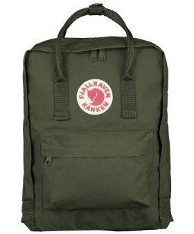 Рюкзак Fjallraven Kanken 16L Forest Green