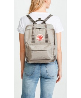 Рюкзак Fjallraven Kanken 16L Fog/Striped