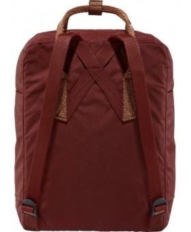 Рюкзак Fjallraven Kanken 16L Ox Red/Goose Eye