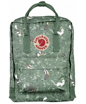 Рюкзак Fjallraven Kanken Art 16L Green Fable