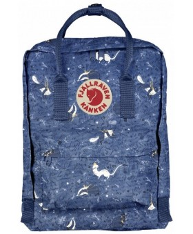 Рюкзак Fjallraven Kanken Art 16L Blue Fable