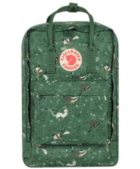 Рюкзак Fjallraven Kanken Art Laptop 15 Green Fable