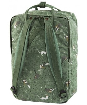 Рюкзак Fjallraven Kanken Art Laptop 17 Green Fable