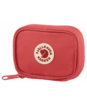Кошелек Fjallraven Kanken Card Wallet Peach Pink