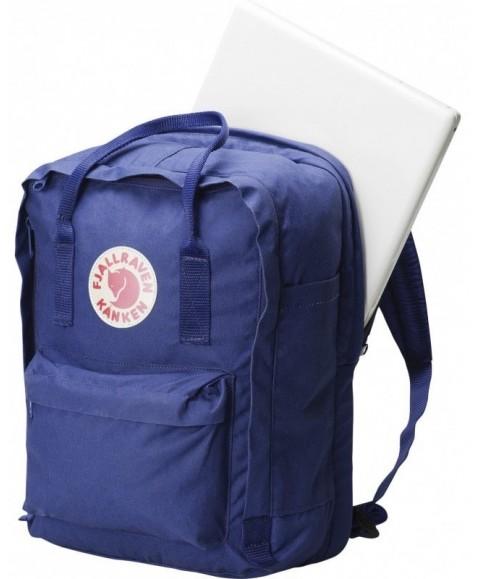 Рюкзак Fjallraven Kanken Laptop 13 Deep Blue