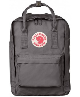 Рюкзак Fjallraven Kanken Laptop 13 Super Grey