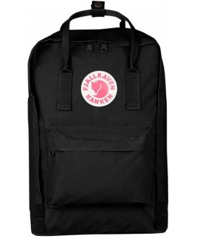 Рюкзак Fjallraven Kanken Laptop 15 Black