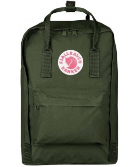 Рюкзак Fjallraven Kanken Laptop 15 Forest Green