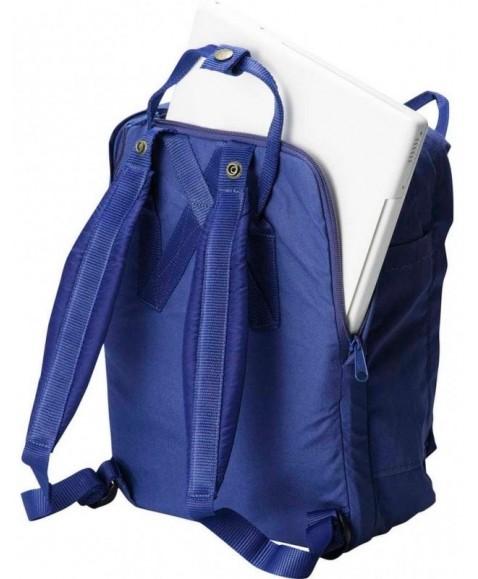 Рюкзак Fjallraven Kanken Laptop 17 Blue Ridge