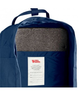 Рюкзак Fjallraven Kanken Laptop 17 Super Grey