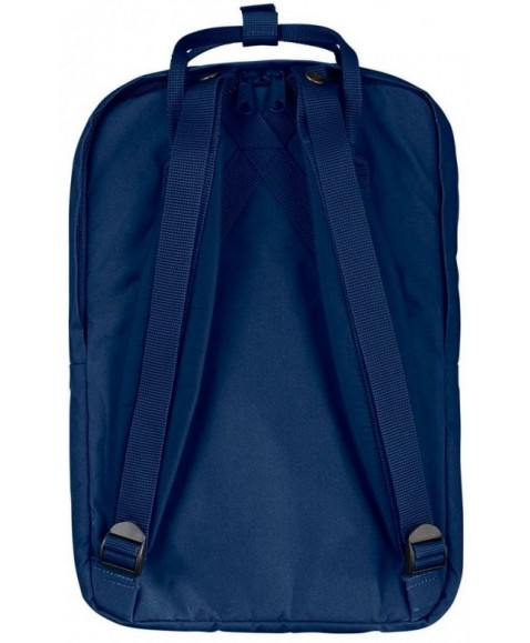 Рюкзак Fjallraven Kanken Laptop 17 Deep Blue