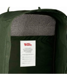 Рюкзак Fjallraven Kanken Laptop 17 Deep Forest