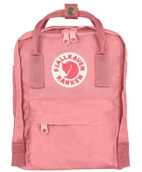 Рюкзак Fjallraven Kanken Mini 7L Pink
