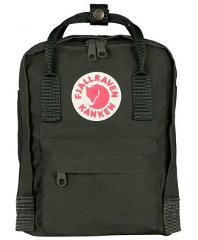 Рюкзак Fjallraven Kanken Mini 7L Deep Forest