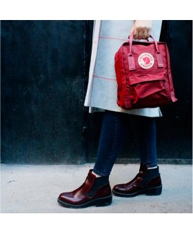 Рюкзак Fjallraven Kanken Mini 7L Ox Red