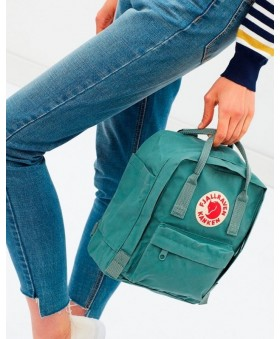 Рюкзак Fjallraven Kanken Mini 7L Frost Green