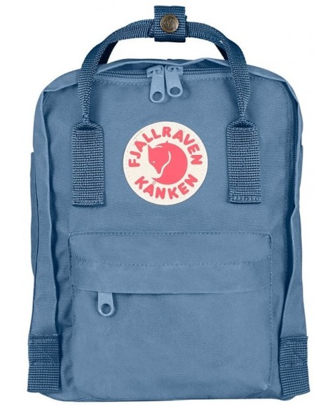 Рюкзак Fjallraven Kanken Mini 7L Blue Ridge