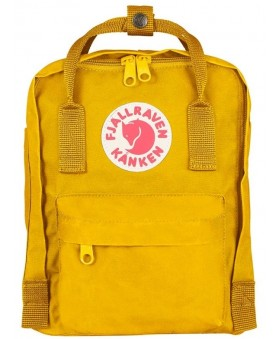Рюкзак Fjallraven Kanken Mini 7L Warm Yellow