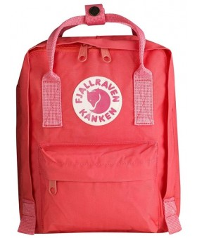 Рюкзак Fjallraven Kanken Mini 7L Peach Pink