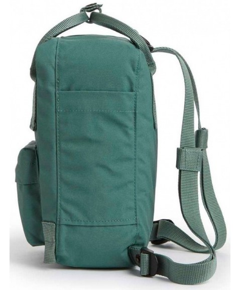 Рюкзак Fjallraven Kanken Mini 7L Forest Green