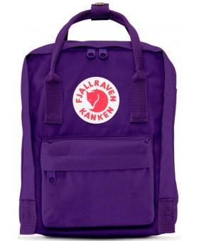 Рюкзак Fjallraven Kanken Mini 7L Purple