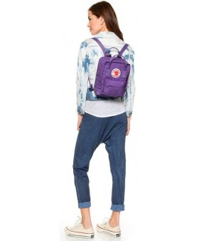 Рюкзак Fjallraven Kanken Mini 7L Purple