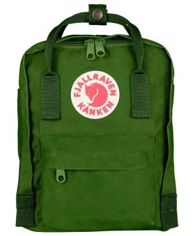 Рюкзак Fjallraven Kanken Mini 7L Leaf Green
