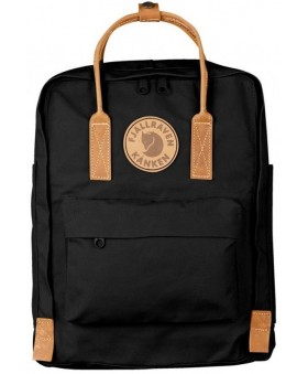 Рюкзак Fjallraven Kanken No.2 16L Black