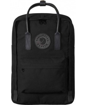 Рюкзак Fjallraven Kanken No.2 18L Laptop 15 Black Edition