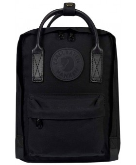Рюкзак Fjallraven Kanken No.2 Mini 7L Black Edition