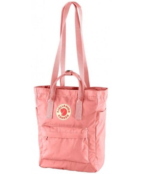 Сумка-рюкзак Fjallraven Kanken Totepack 14L Pink