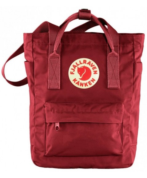 Сумка-рюкзак Fjallraven Kanken Totepack Mini 8L Ox Red