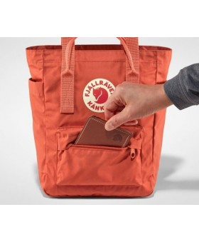 Сумка-рюкзак Fjallraven Kanken Totepack Mini 8L Ox Red