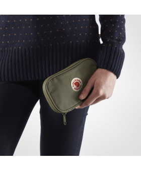 Кошелек Fjallraven Kanken Travel Wallet Warm Yellow