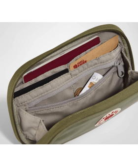 Кошелек Fjallraven Kanken Travel Wallet Navy