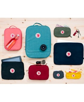 Кошелек Fjallraven Kanken Travel Wallet Peach Pink