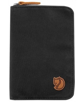 Кошелек Fjallraven Passport Wallet Dark Grey