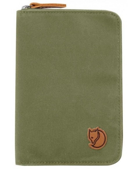 Кошелек Fjallraven Passport Wallet Green