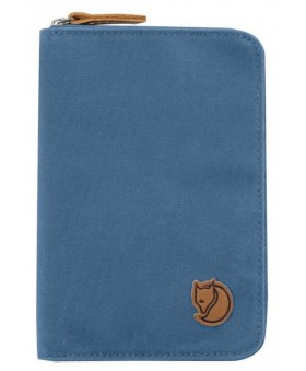 Кошелек Fjallraven Passport Wallet Blue Ridge