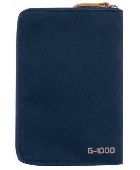 Кошелек Fjallraven Passport Wallet Navy