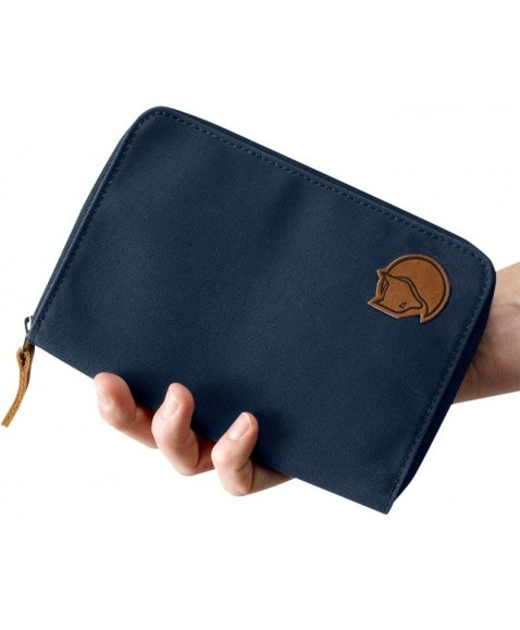 Кошелек Fjallraven Passport Wallet Navy